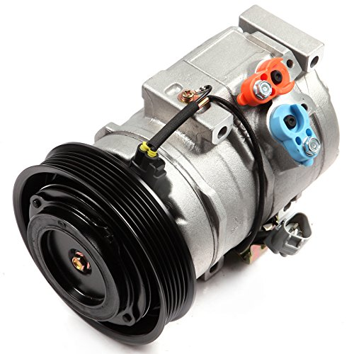 ECCPP A/C Compressor with Clutch fit for 1999-2008 Lexus ES300 RX300 Toyota Avalon Camry Highlander Solara CO 28004C Car Air AC Compressors Kit