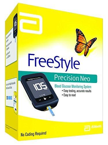 FreeStyle Precision Neo Blood Glucose Monitoring System - Bu