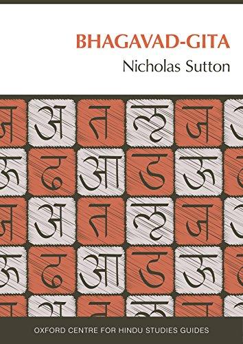 `VERIFIED` Bhagavad Gita: The Oxford Centre For Hindu Studies Guide. plegat makes mentira casas estudios ladro trata