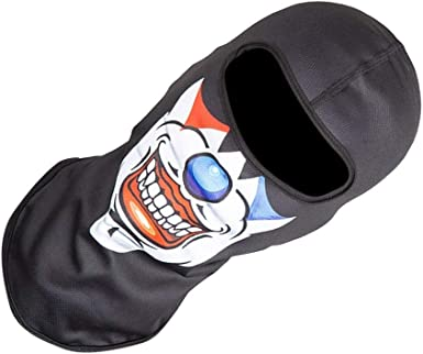 Huixin Máscara Unisex Máscara Facial 3D Motocicleta Bicicleta ...