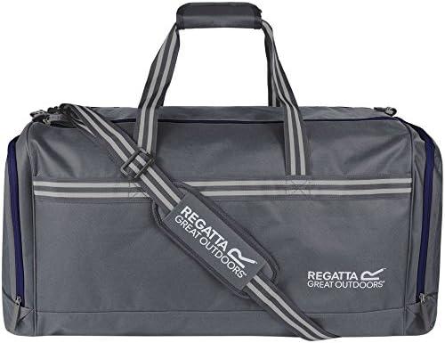 Regatta Mens   Womens Burford 80L Padded Adjustable Gym Duffle Bag ... b3dd148579595