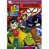Teen Titans: Season 4 (DC Comics Kids Collection);Teen Titans