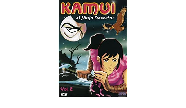 Kamui El Ninja... -La Tecnica Oscura [DVD]: Amazon.es: Cine ...