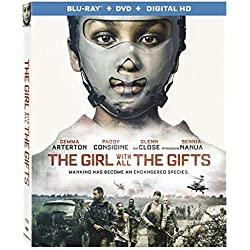 The Girl With All The Gifts [Bluray] [Blu-ray]