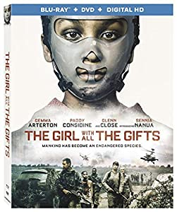 Cover Image for 'The Girl With All The Gifts'