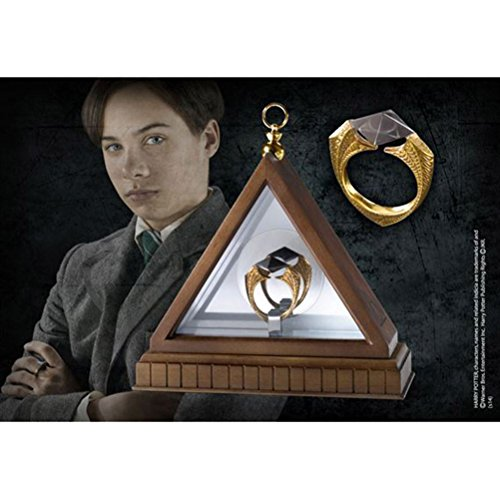 Noble Collection - Harry Potter Replica 1/1 Lord Voldemort's Horcrux Ring - Potter Mono Harry