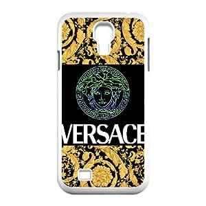 Samsung Galaxy S4 9500 White Cell Phone Case Versace Brand Logo Custom Case Cover A11U525986