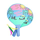 Finlon The World's Easiest Racket Game/Paddle Game to Rule them All/ An Indoor Outdoor Year-Round Fun Racquet Game for Boys, Girls, and People of All Ages