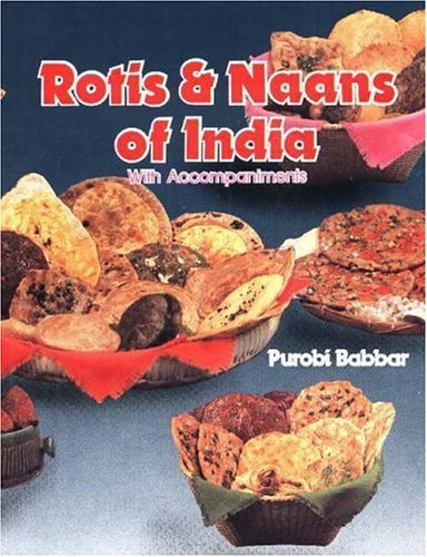 Read Online Rotis and Naans of India pdf epub