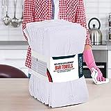 Utopia Towels Kitchen Bar Mops Towels, Pack of 12