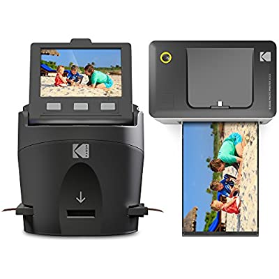 kodak-scanza-film-scanner-dock-printer