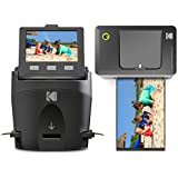 Kodak Scanza Film Scanner & Dock Printer Bundle - Scan, Save and Print Negatives & Slides to 4x6 Prints - Set Includes Kodak Printer Dock, Kodak Scanza Digital Film Scanner & 16GB SD Card w/Reader