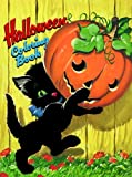 Halloween Coloring Book, Golden Books Staff, 0375836276