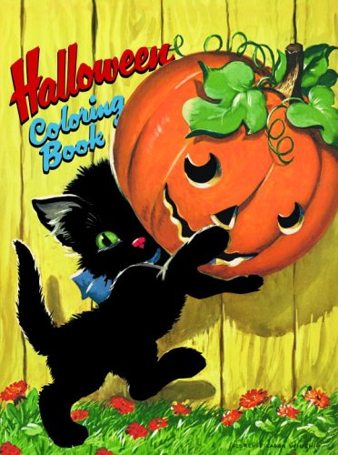 Halloween Coloring Book (Novelty Coloring Book) -