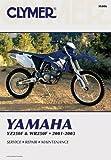 Yamaha YZ250F & WR250F Motorcycle
