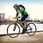 HONZUEN-Portaborraccia-Bici-Corsa-Porta-Borraccia-Elastico-con-2-Leve-per-Pneumatici-con-Posizione-della-Scheda-Bocca-Bottiglia-per-Mountain-Bike-Biciclette-per-Bambini