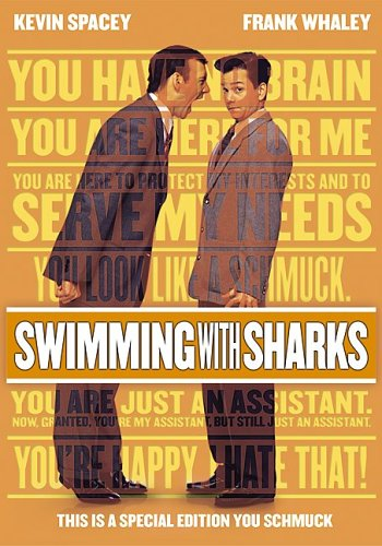 DVD : Swimming With Sharks (Special Edition, Dolby, Widescreen)