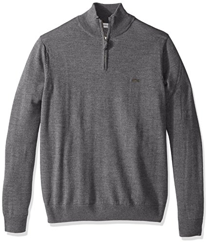 Lambswool 1/4 Zip - 1