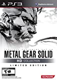 Metal Gear Solid HD Collection Limited Edition - Playstation 3