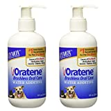 PET KING Oratene Veterinarian Drinking Water Additive, 8.0 oz. (2 Pack)