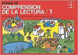 Fichas de Comprensión de la Lectura 1: 11 | Amazon.com.br