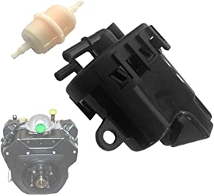 Lawn Mower Fuel Pump Module & Filter Replacement For ECH ECV 2539316S