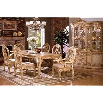 Amazon Com Inland Empire Furniture Tuscany Antique White
