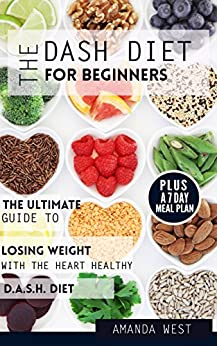 DASH Diet Beginners Heart Healthy Including ebook product image