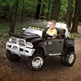Kid Trax Ram 12-Volt Battery-Powered Ride-On