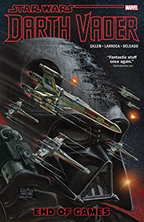 Star Wars: Darth Vader Vol. 4: End of Games (Darth Vader (2015-2016)) (English Edition)