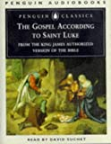 The Gospel According to Saint Luke, , 0140863389
