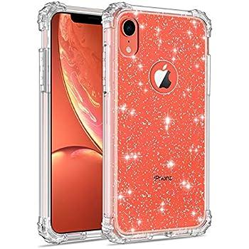 Amazon.com: Lontect Compatible iPhone Xr Case Glitter