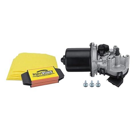KESOTO Motor de Limpiaparabrisas Frontal Windscreen Wiper Motor para Carro Automotriz