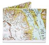 (3x4) Explorer Map Tyvek Mighty Wallet