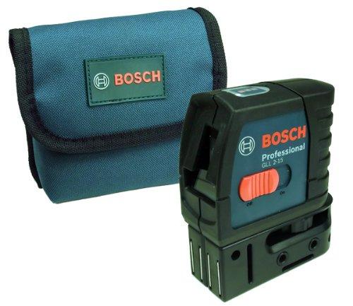 Bosch GLL 2-15 Kreuzlinienlaser