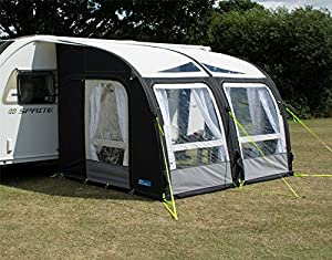Kampa Rally Air Pro 390 2017 Caravan Porch Awning