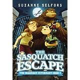 The Sasquatch Escape (The Imaginary Veterinary, 1)