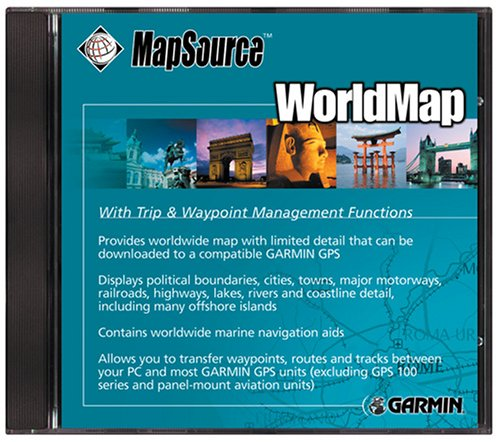 Garmin mapsource worldmap cd rom amazon cell phones garmin mapsource worldmap cd rom gumiabroncs Gallery