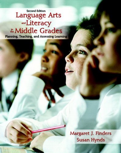 Language Arts and Literacy in the Middle Grades (2nd Edition) by Pearson