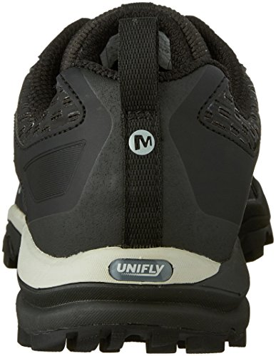 Shoe Trail Out Merrell Men's All Black Running Crush IqTxUPYw