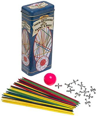 Pick Up Sticks and Jack's Bundle