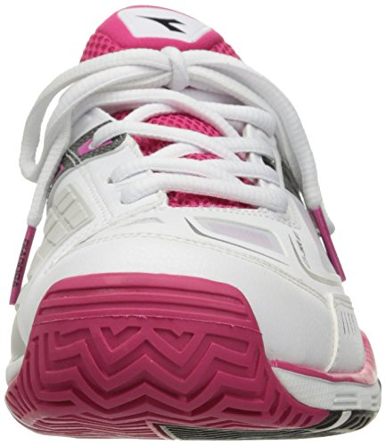 Diadora Speed Pro Me Womens Tennis Shoes White/Rose UfLyvZ4