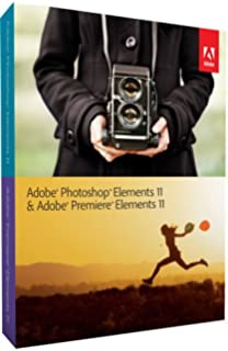 adobe photoshop elements 11 & adobe premiere elements 11
