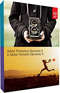 Adobe Photoshop Elements 11 & Premiere Elements 11 [OLD VERSION] (B0093FRO7A) | Amazon Products