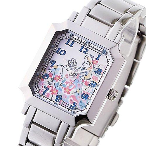 ディズニーウオッチ Disney Watch クオーツ レディース 腕時計 MC-1612-AL アリス B071DQN6BC