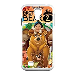 Brother Bear for Samsung Galaxy S4 I9500 Phone Case Cover 6SS458440