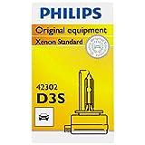 Automotive : Philips D3S Standard Xenon HID Headlight Bulb, 1 Pack