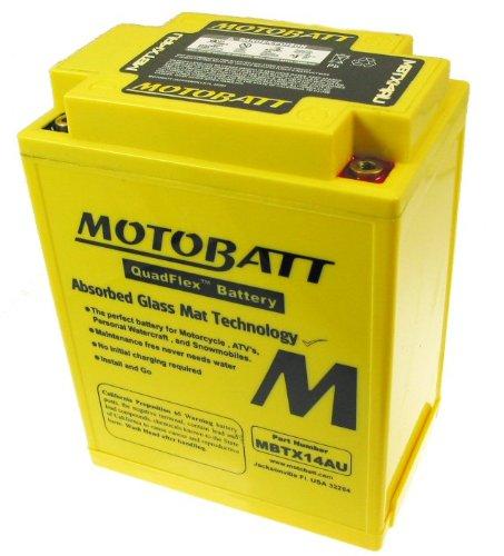 universal parts 104 36 motobatt quadflex battery 12v 14ah buy online in uae motobatt. Black Bedroom Furniture Sets. Home Design Ideas