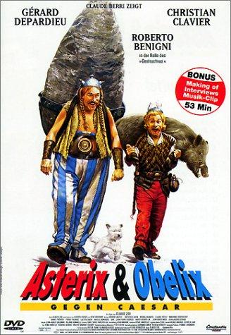 Astérix et Obélix contre ()