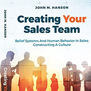 Creating Your Sales Team Audiobook